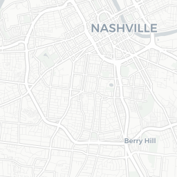 Nashville Mapnificent Dynamic Public Transport Travel Time Maps