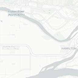 Vancouver Mapnificent Dynamic Public Transport Travel Time Maps