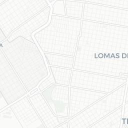 Mapa turstico de Lomas de Zamora Plano de Lomas de Zamora