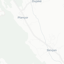 Map of Gjakova Tourist guide of Gjakova