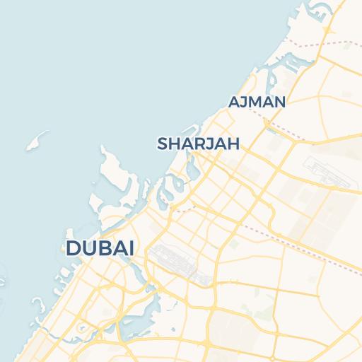 Dubai Sulla Cartina Geografica.Mappa Di Dubai Cartina Interattiva E Download Mappe In Pdf Dubai It