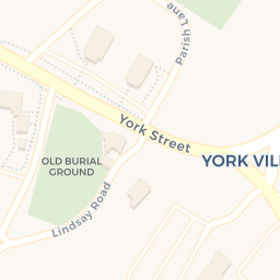 Map of York Hospital  Where is located York Hospital on