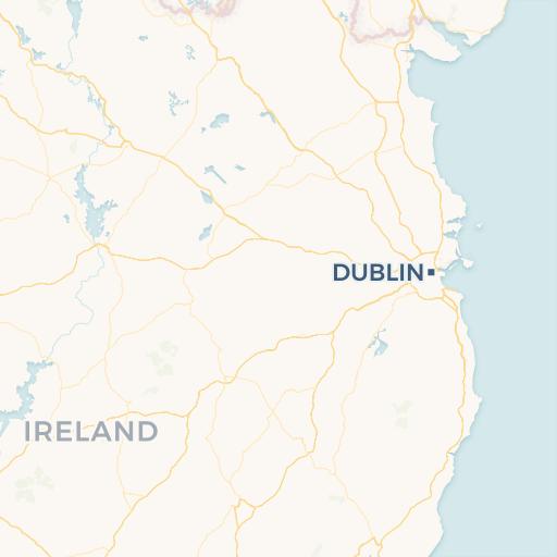 Irlanda Cartina Turistica.Mappa Irlanda Cartina Interattiva E Download Mappe In Pdf Irlandando It