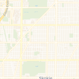 Oak Park Zip Code Map.Chicago Cityscape Map Of Building Projects Properties And